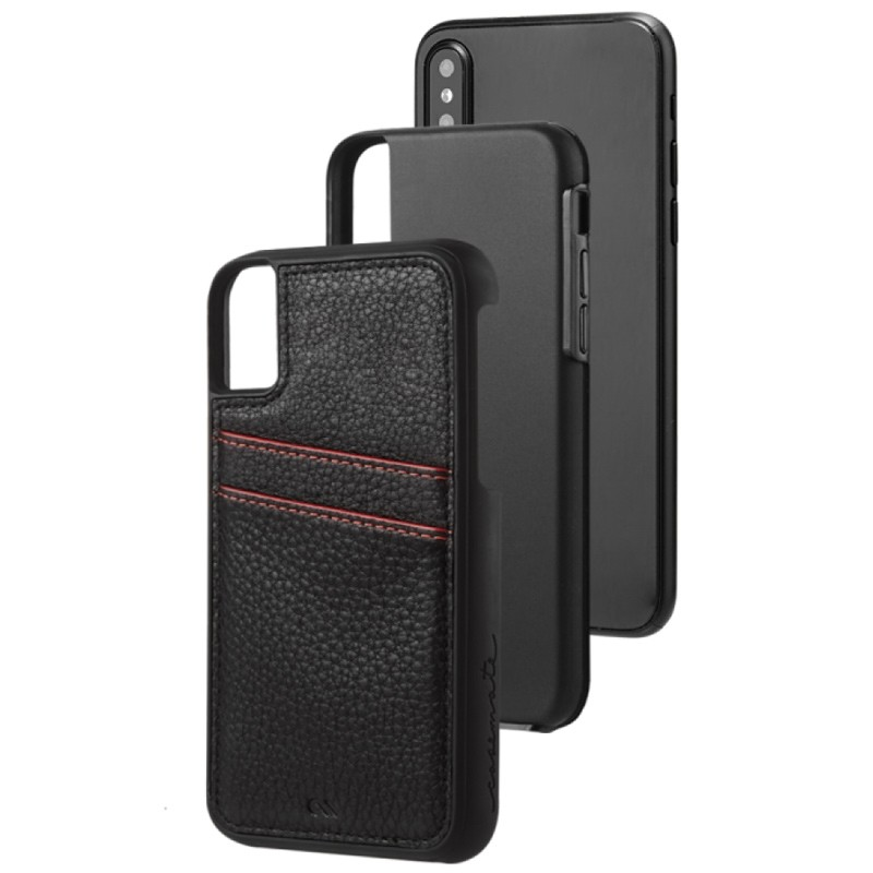 Case-Mate Tough ID Case iPhone X/Xs Black 03