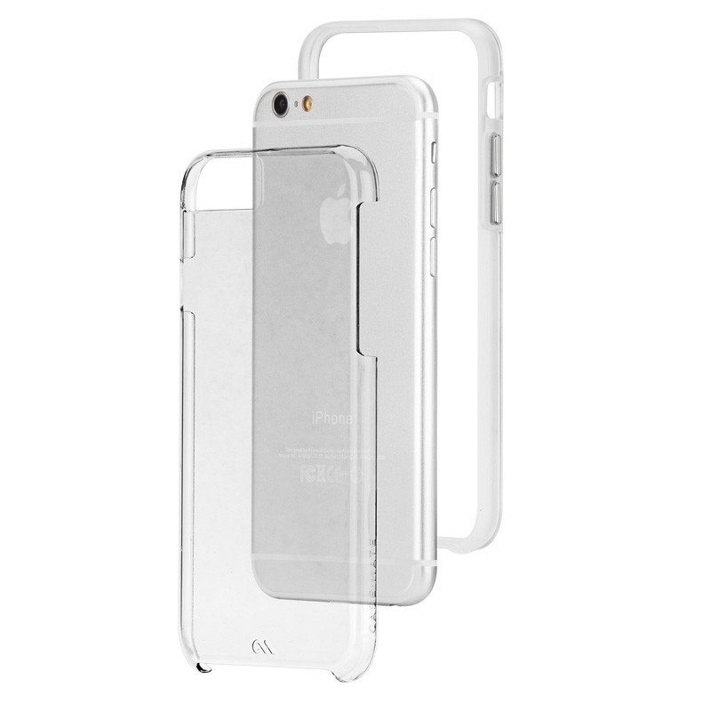 Case-Mate Naked Tough iPhone 6 Clear - 3
