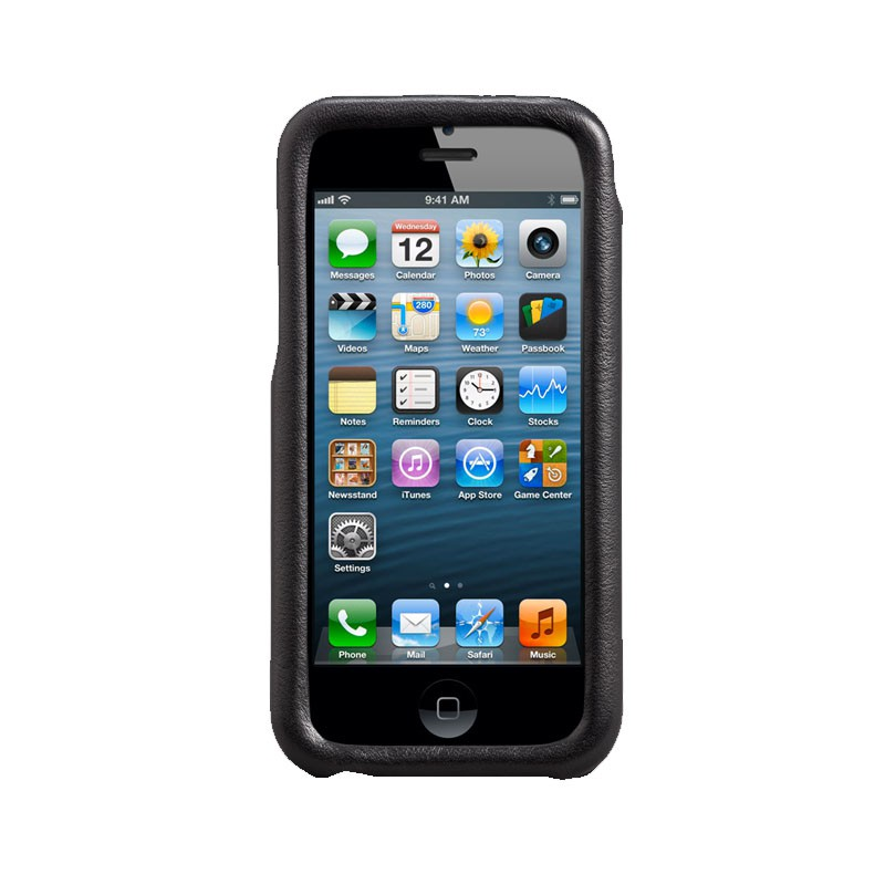 Case-Mate Signature Sleeve iPhone 5 Black - 3