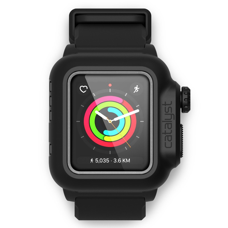Catalyst - Apple Watch Series 2 Case 38mm Black 03