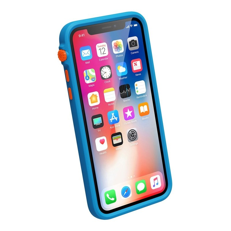 Catayst iPhone X/Xs Impact Protective Case Blueridge Sunset - 3