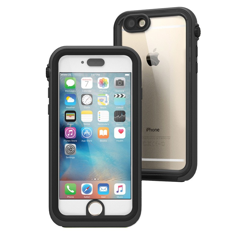 Catalyst Waterproof Case iPhone 6 / 6S Black - 3