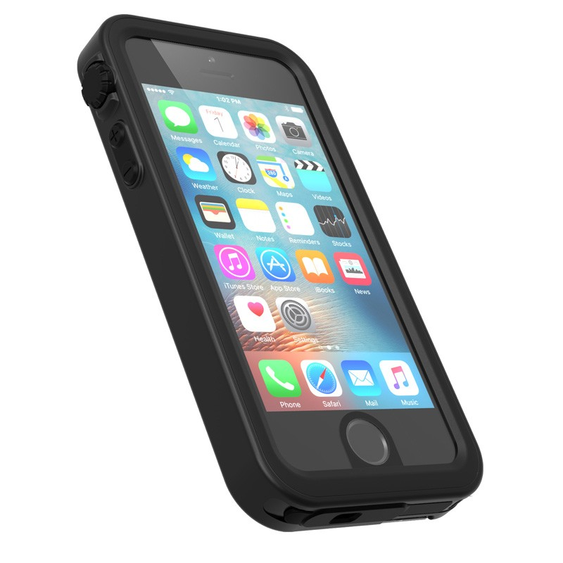 Catalyst Waterproof Case iPhone SE / 5S / 5 Black - 3
