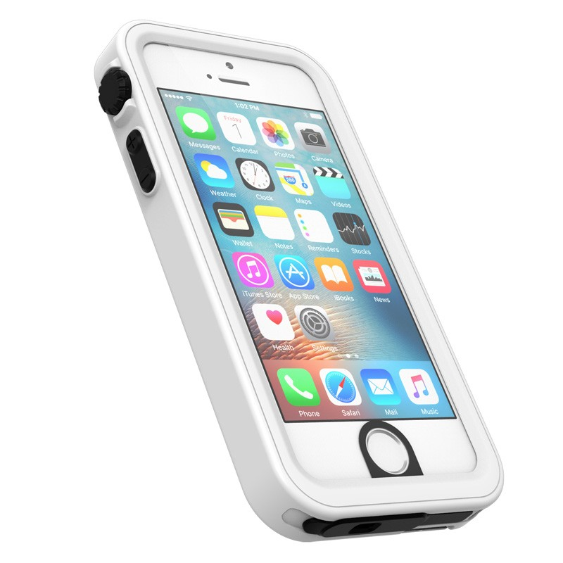 Catalyst Waterproof Case iPhone SE / 5S / 5 White - 3
