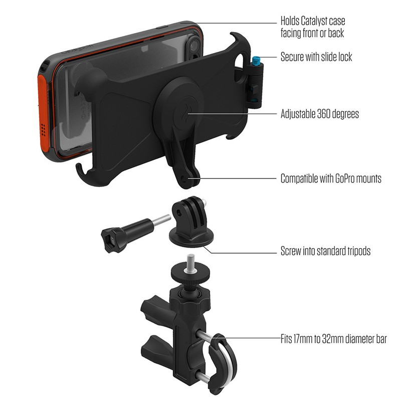 Catalyst Multi-Sport Mount iPhone 6 / 6S - 3