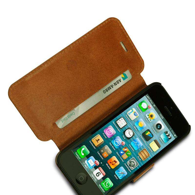 DBramante Copenhagen iPhone SE/5S/5 Tan Brown - 3
