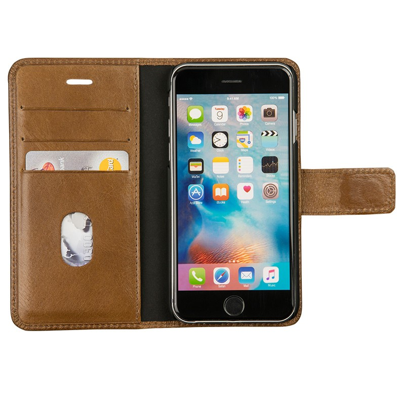 DBramante1928 - Detachable Wallet Case Lynge iPhone 7 Plus Tan 03