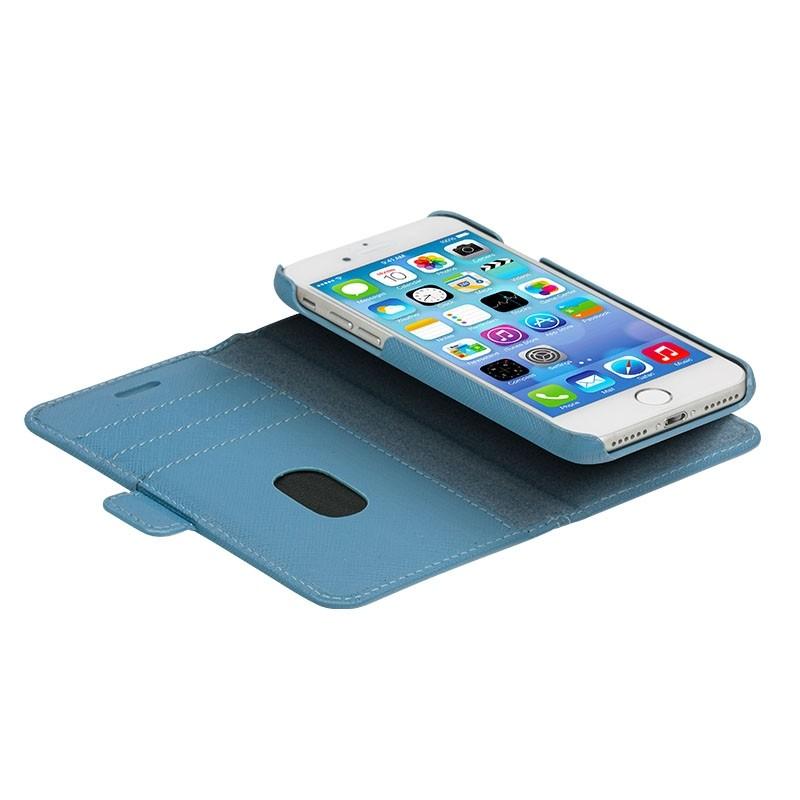 Dbramante1928 New York iPhone SE (2020)/8/7/6S/6 Nightfall Blue - 3
