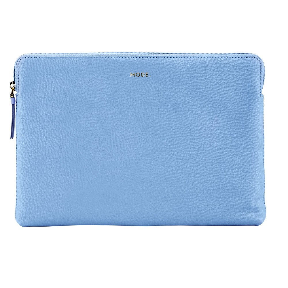 dbramante1928 Paris MacBook Air 13 inch Sleeve Forever Blue - 3