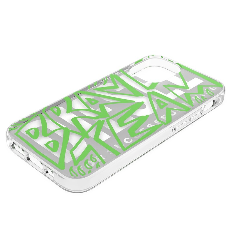 Diesel Snap Case Clear iPhone 12 Mini 5.4 clear green 03