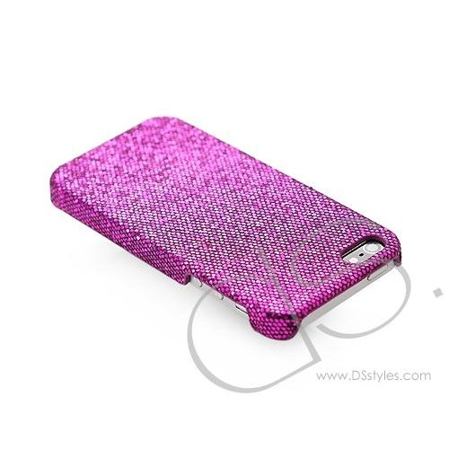 DS. Styles Zirconia Series iPhone 5 Purple  - 3