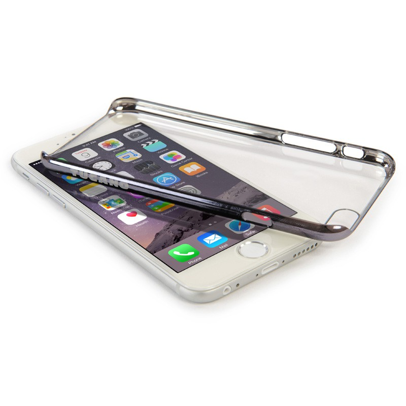 Tucano Elektro iPhone 6 Black/Clear - 3