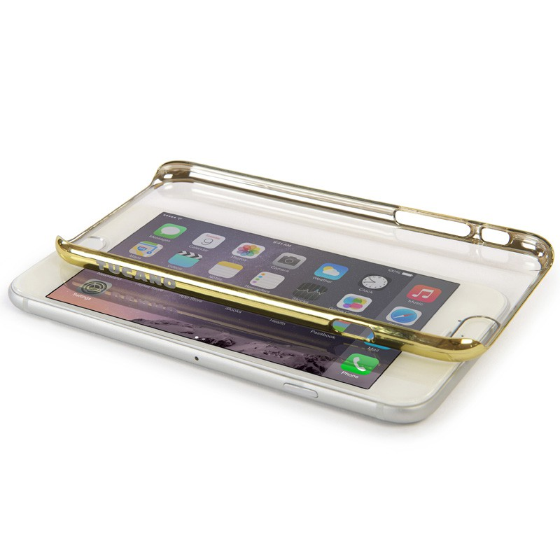 Tucano Elektro iPhone 6 Plus Gold/Clear - 3