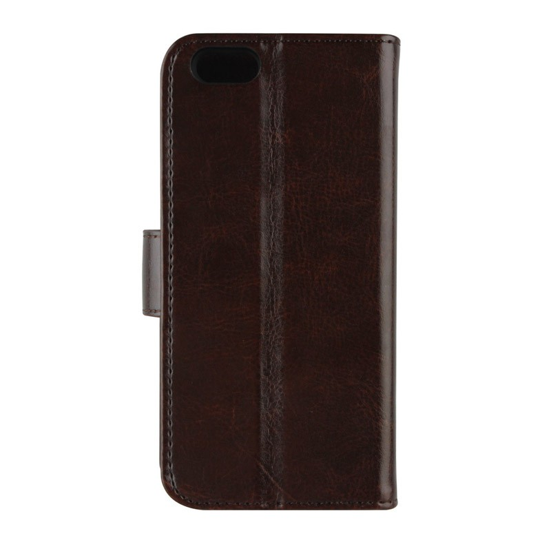 Xqisit Wallet Case Eman iPhone 6 Brown - 3