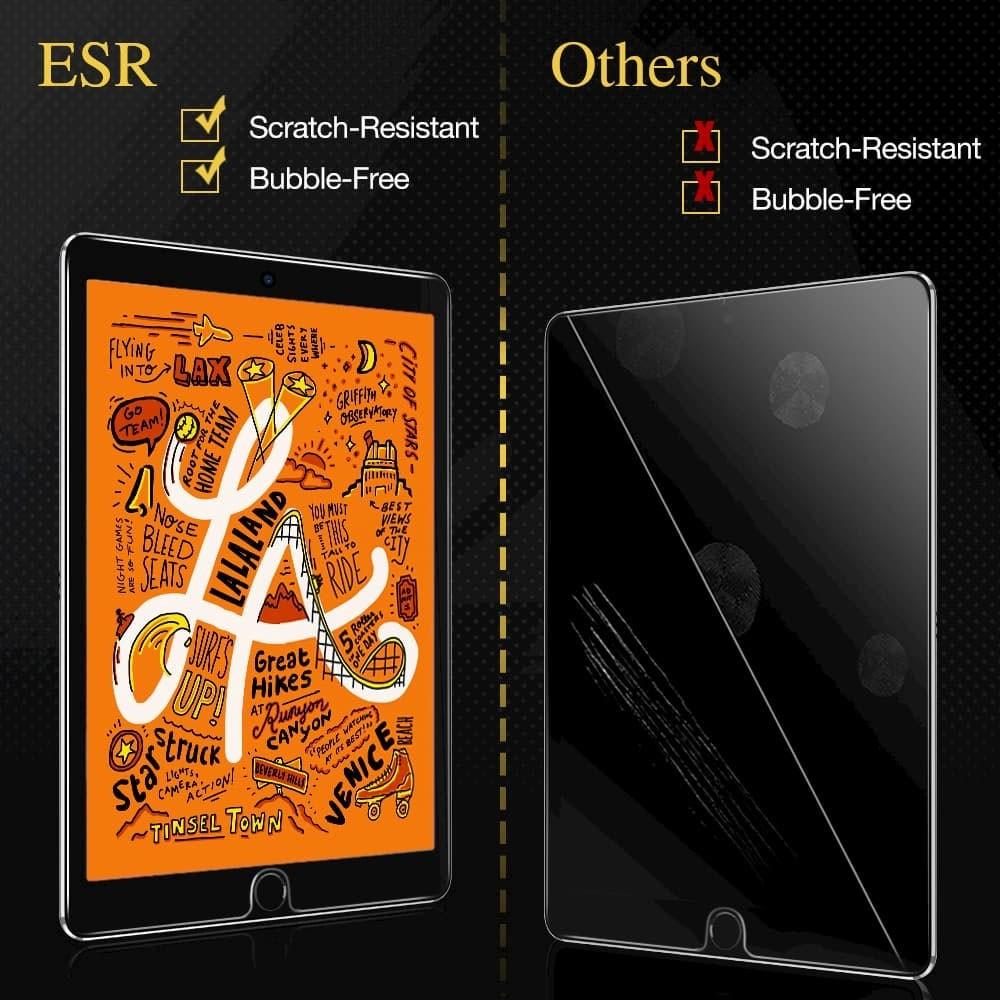 ESR Glazen Screenprotector iPad mini (2019) - 3