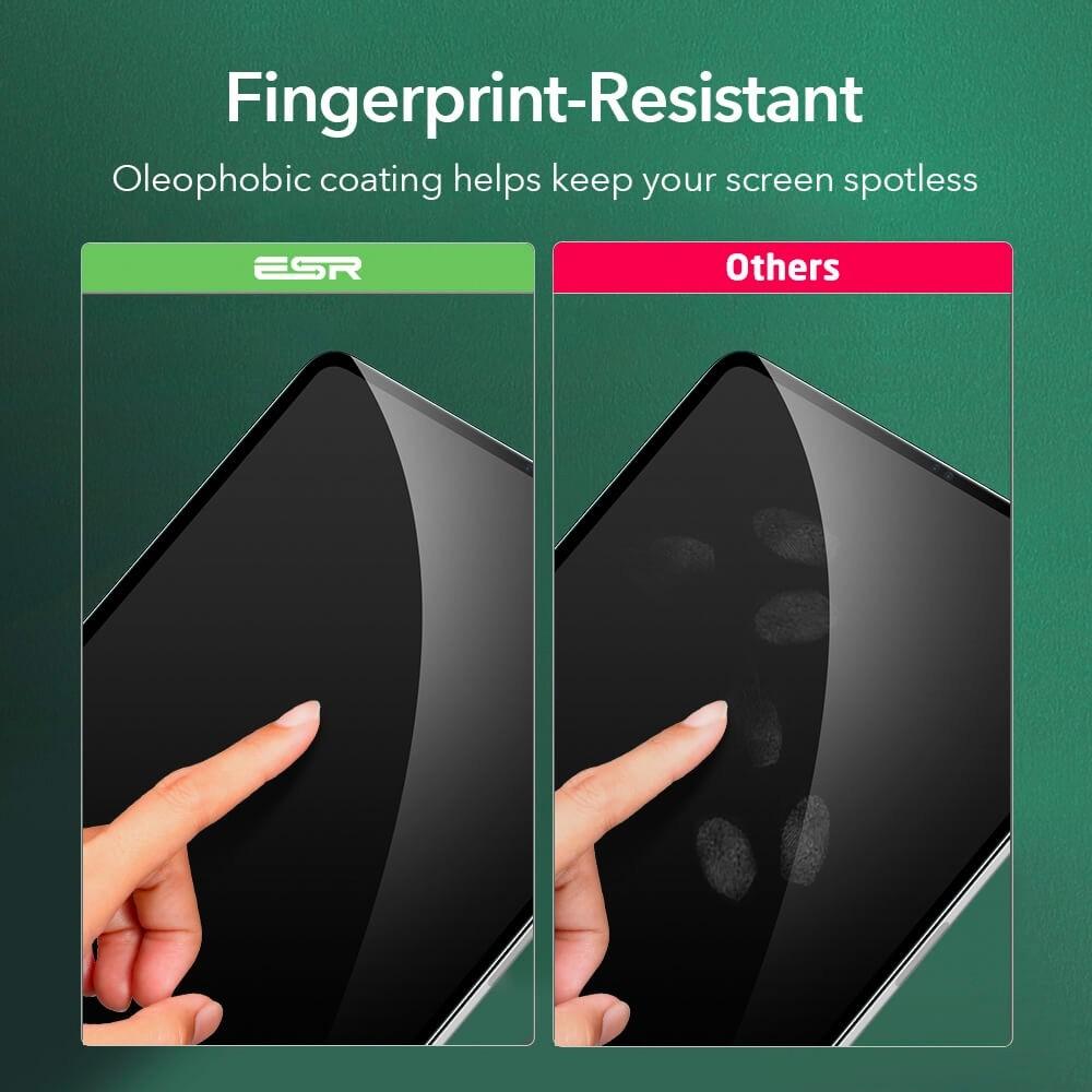 ESR Glazen Screenprotector iPad Air 4 (2020) - 3