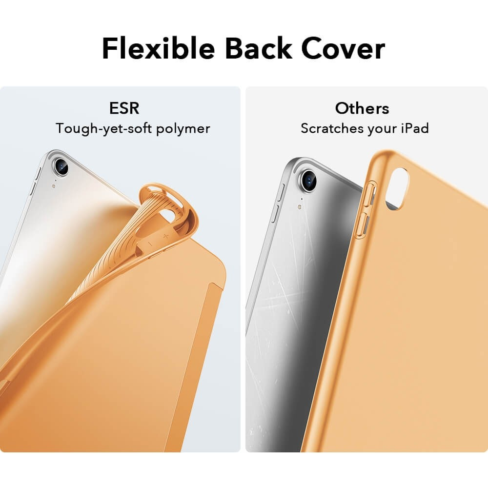 ESR Rebound Pencil Case iPad Air 4 (2020) Zilver - 3