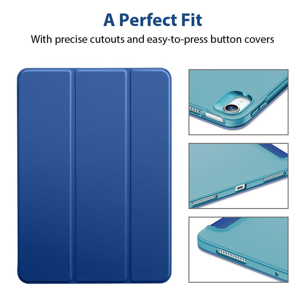 ESR Rebound Slim Case iPad Air 4 (2020) Zilver - 3