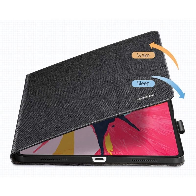 ESR Slim iPad Pro 11 inch Folio Hoes Zwart 03