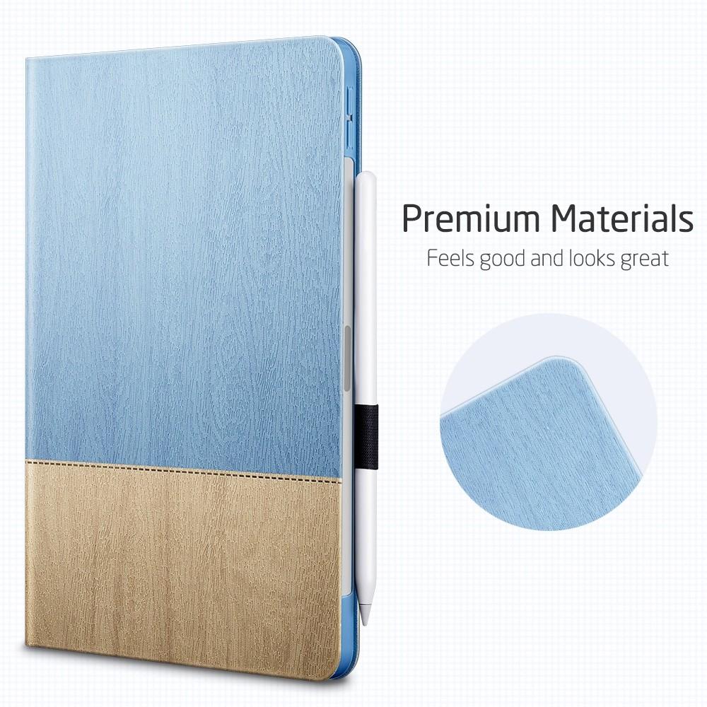 ESR Premium Folio iPad Pro 12.9 inch (2020) Lichtblauw - 3