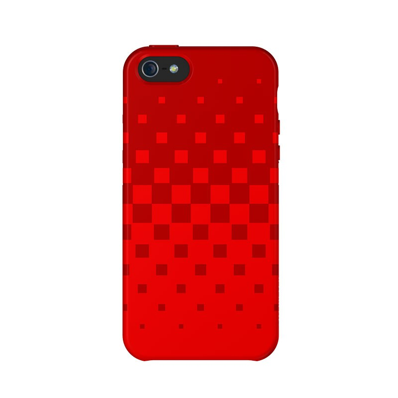 XtremeMac - Tuffwrap iPhone 5 (Red) 03