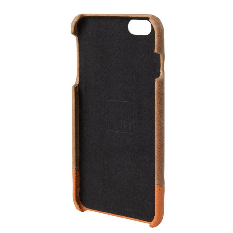 HEX Focus Case iPhone 6 Plus Dressed Brown - 3
