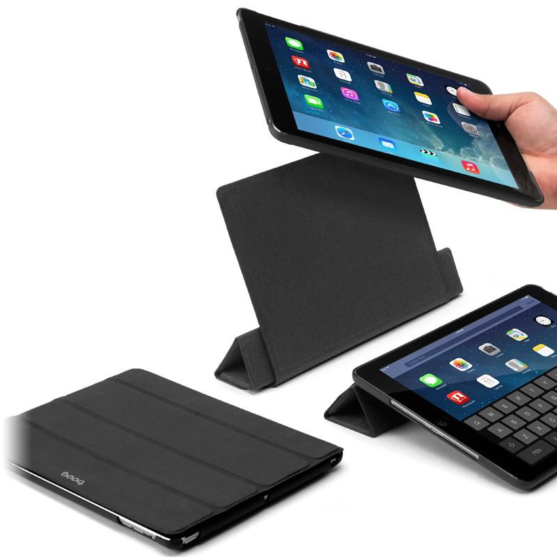 Booq Magnetic Folio iPad Air Black - 3