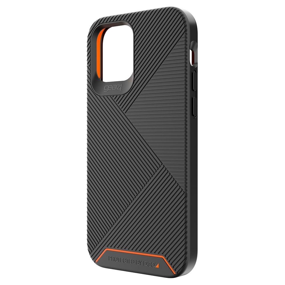 Gear4 Battersea iPhone 12 / 12 Pro 6.1 Zwart - 3