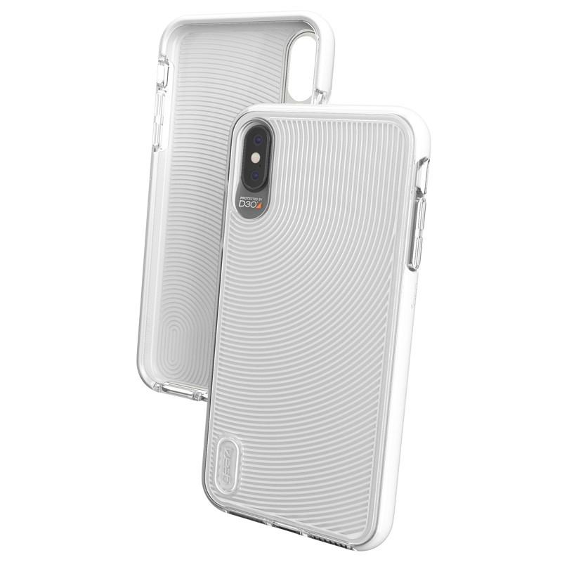 Gear4 Battersea Apple iPhone XS Max Wit 03