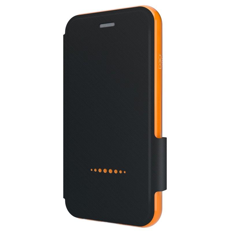 Gear4 3DO BookCase iPhone SE/5S/5 Black/Orange - 3