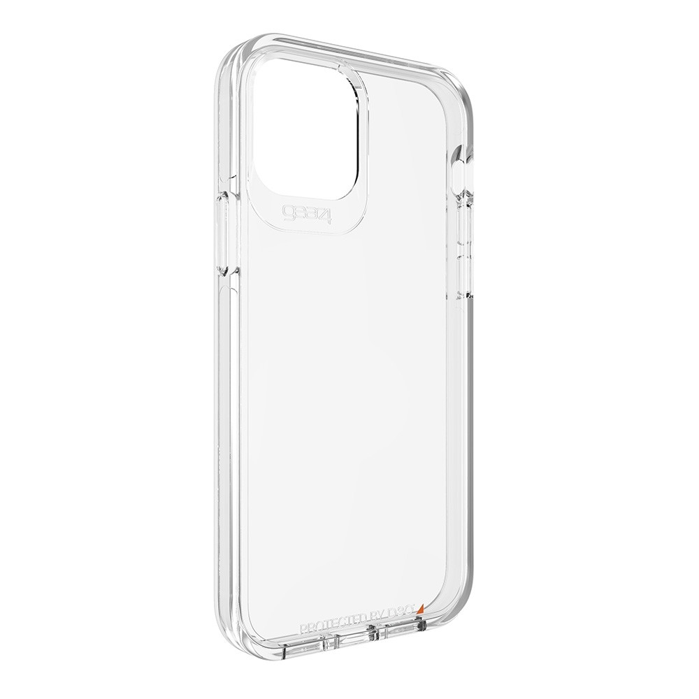 Gear4 Crystal Palace iPhone 12 Mini Transparant - 3