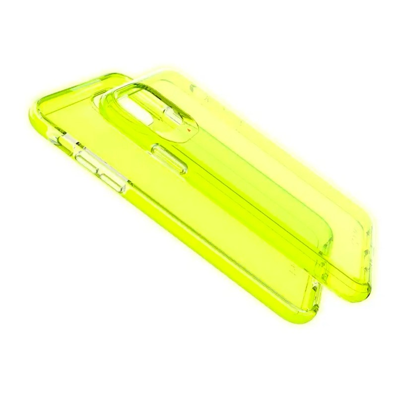 Gear4 Crystal Palace iPhone 11 Pro Neon Geel - 3