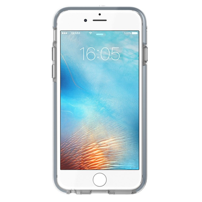 Gear4 3DO IceBox Tone iPhone 6 / 6S Grey/Clear - 3