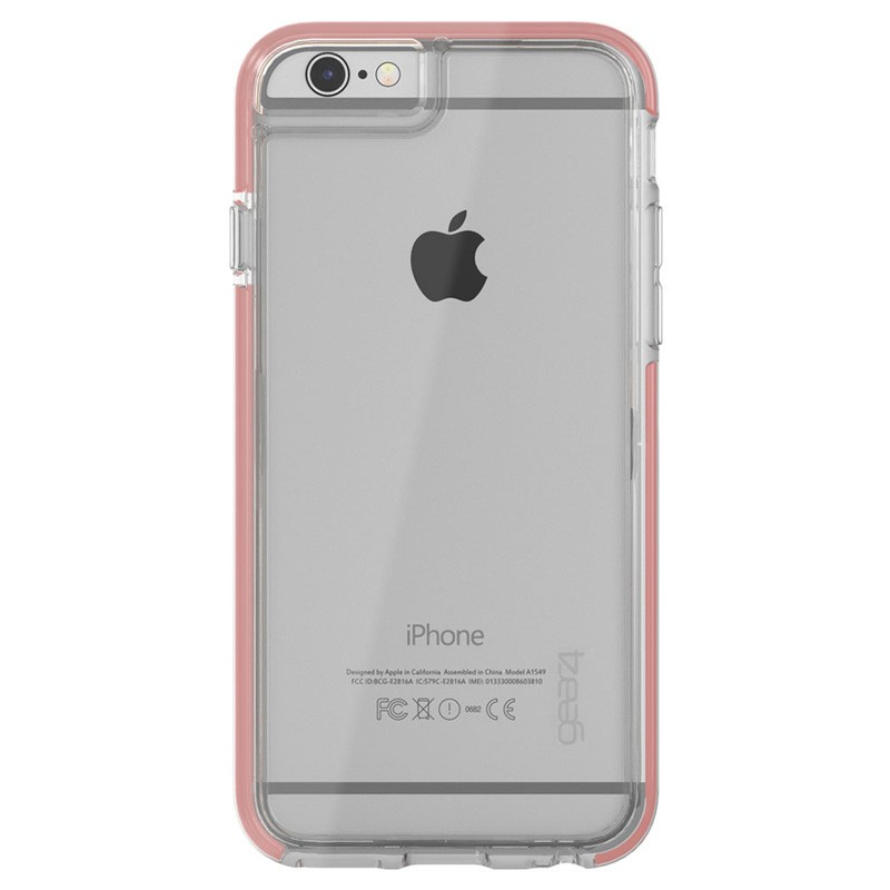 Gear4 3DO IceBox Tone iPhone 6 / 6S Rose Gold/Clear - 3