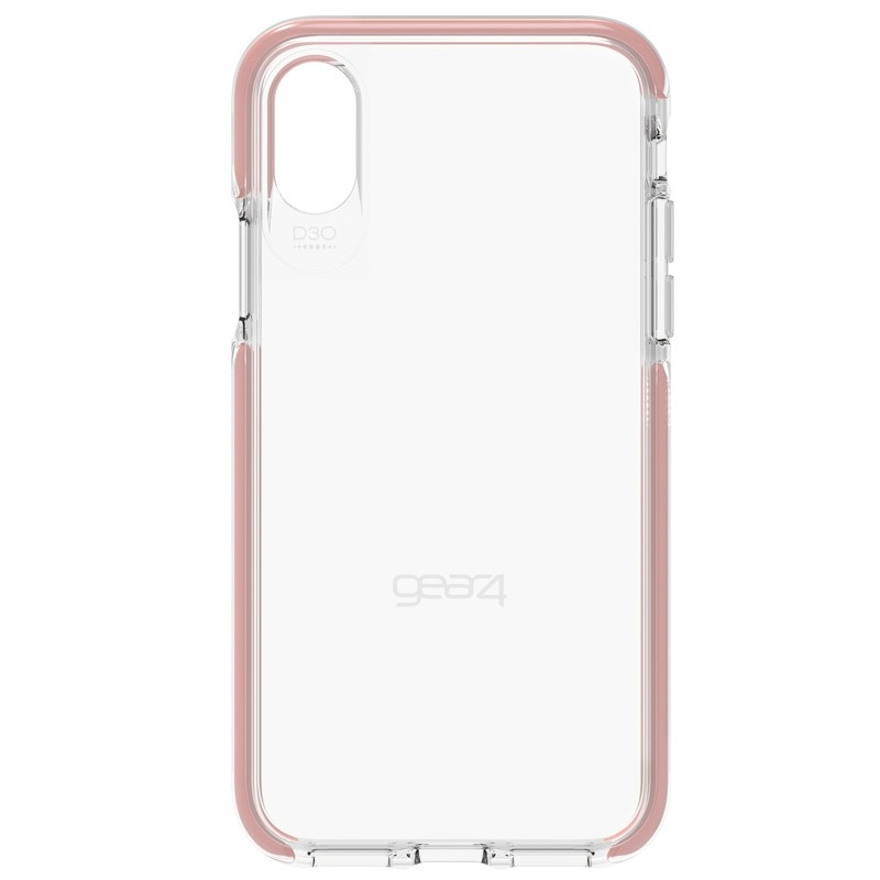 Gear4 Piccadilly Apple iPhone X/Xs Hoesje Rose Gold - 3