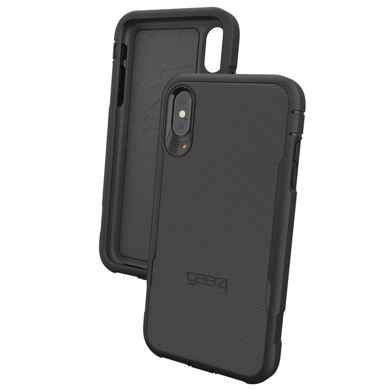 Gear4 Platoon Case voor iPhone XS Max Zwart 03