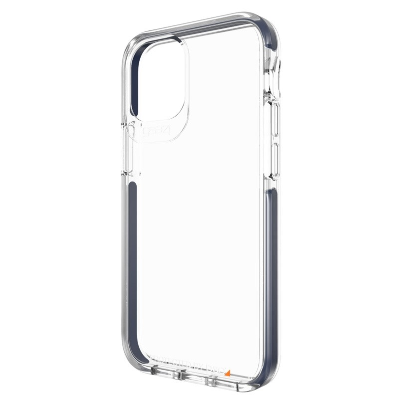 Gear4 Piccadilly iPhone 12 Pro Max 6.7 inch clear/blauw 03