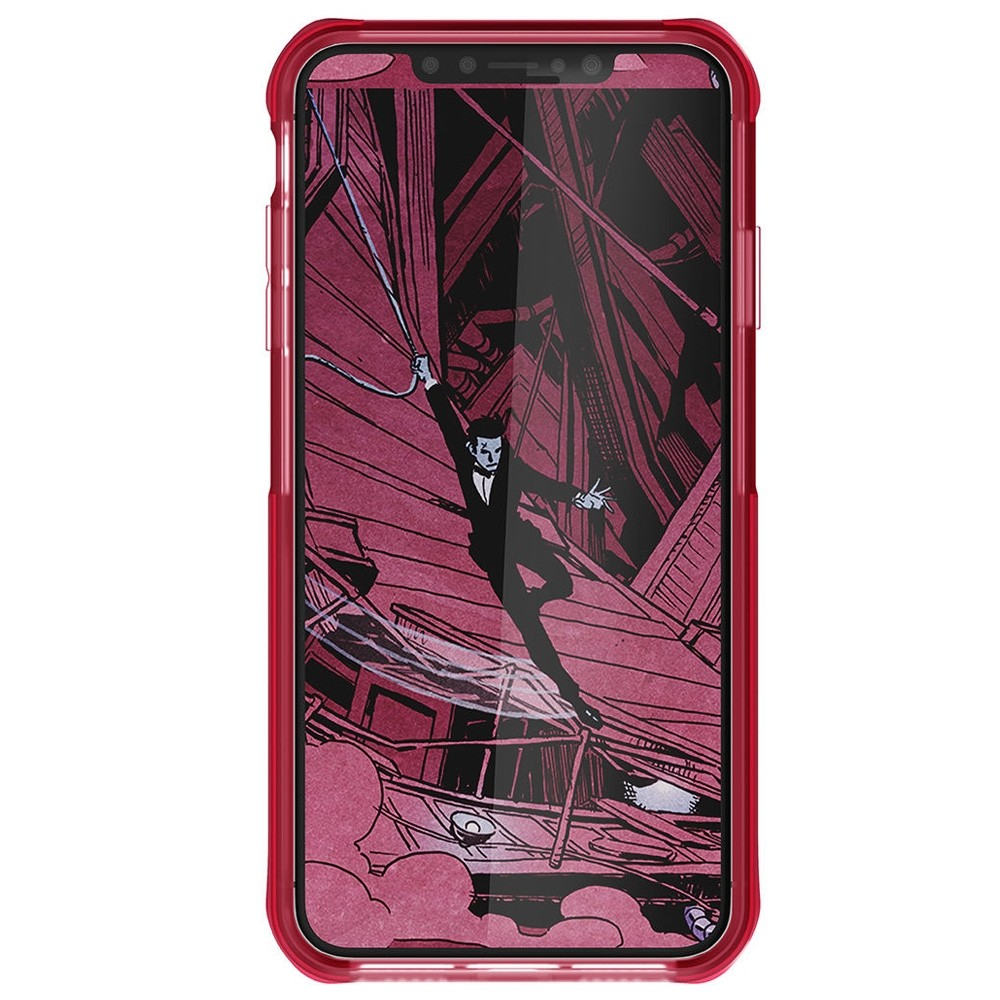 Ghostek Cloak 4 iPhone XS Max Roze - 3