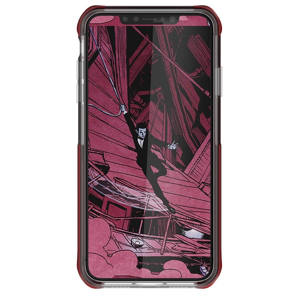 Ghostek Cloak 4 iPhone XS Max Rood - 3