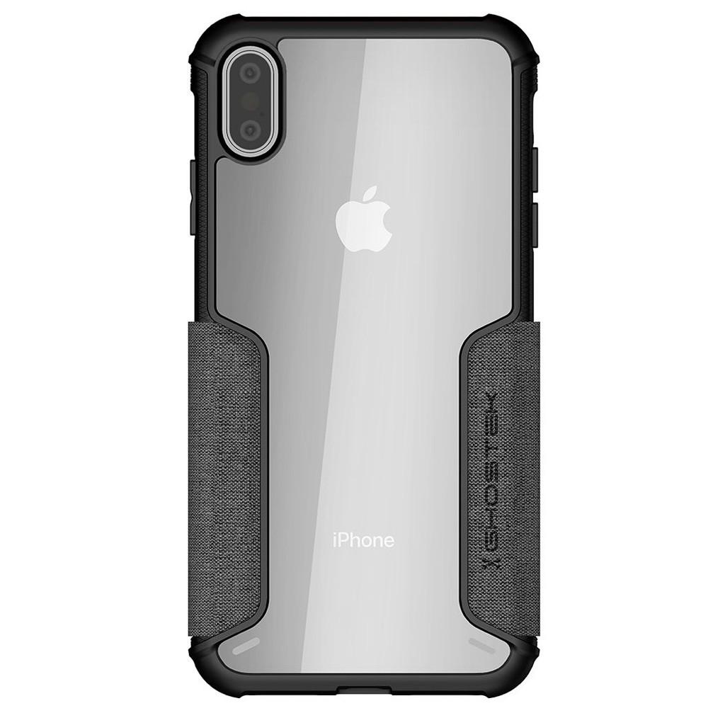 Ghostek Exec 3 Wallet iPhone XS Max Grijs - 3