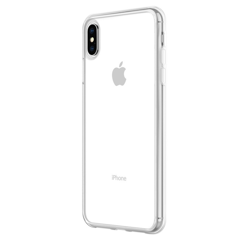 Griffin Reveal iPhone XS Max Hoesje Transparant 03