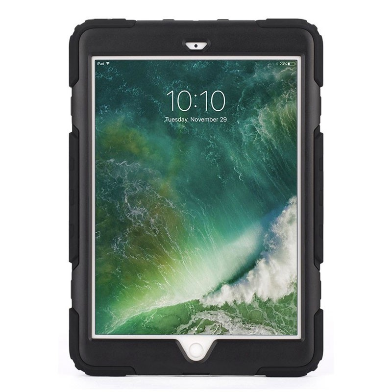 Griffin Survivor Extreme Case iPad 9,7 inch 2017 Zwart - 3a