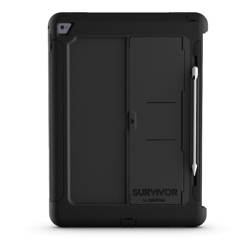 Griffin Survivor Slim Case iPad Pro 12.9 Black 03