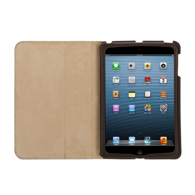 Griffin Slim Folio iPad mini brown - 3