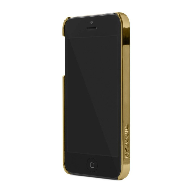 Incase Hearts Snap Case iPhone 5/5S Gold - 3