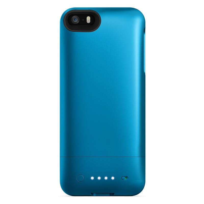 Mophie Juice Pack Helium iPhone 5/5S Blue - 3
