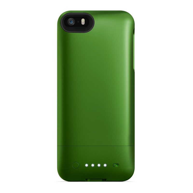Mophie Juice Pack Helium iPhone 5/5S Green - 3