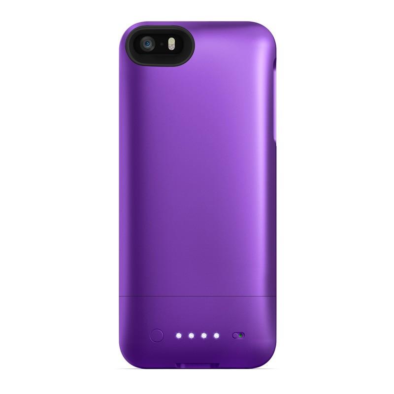 Mophie Juice Pack Helium iPhone 5/5S Purple - 3