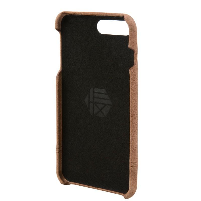 Hex Focus Case iPhone 7 Plus Brown - 3