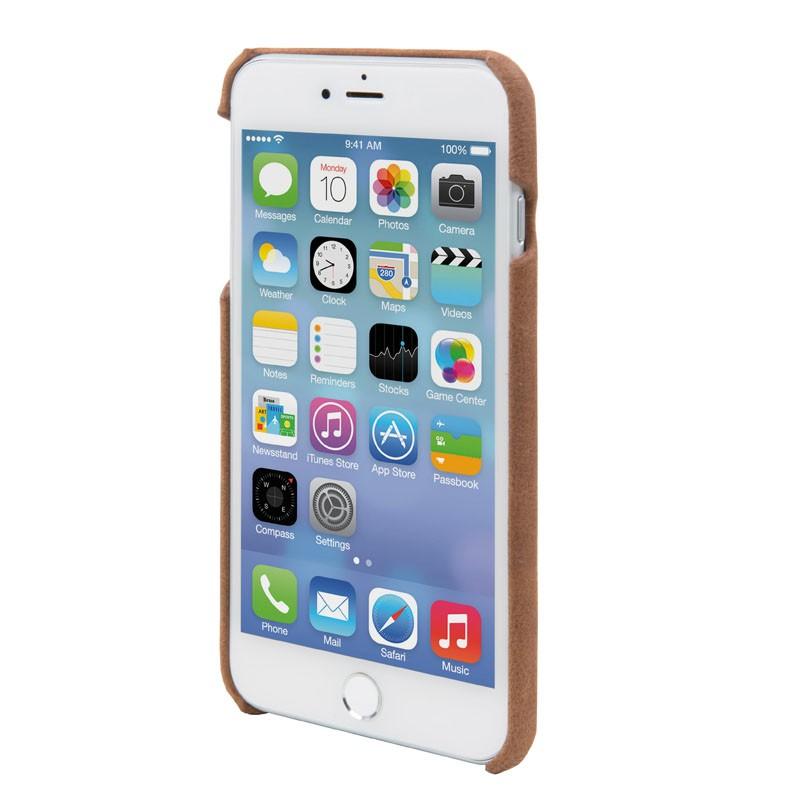 Hex Solo Wallet iPhone 7 Plus Hoesje Brown - 3